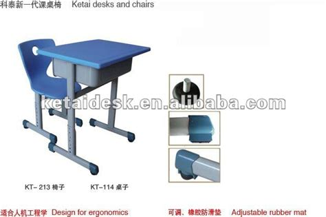 Standard Size Of School Furniture Student Desks And Chair Student Desk Dimensions