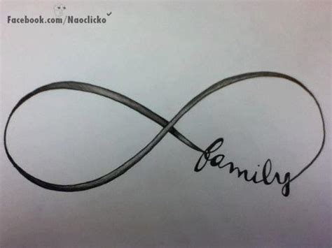 infinity family tattoo designs family infinity tattoos design