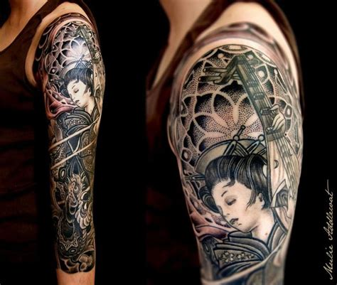 benzaiten sarasvati thinking tree tattoo jkt ink
