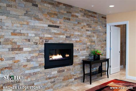 ledgestone fireplace bronze ledgestone veneers inc