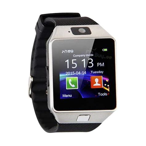 Smartwatch U9 Dz09 jual xwatch dz09 u9 smartwatch black silver harga kualitas terjamin blibli