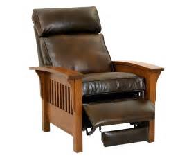 Leather Recliner Chair Aldrich Leather Recliner Chair Club Furniture
