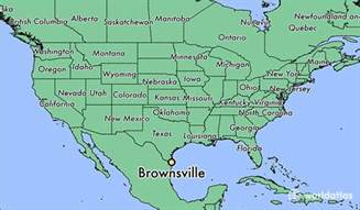 maps brownsville where is brownsville tx where is brownsville tx