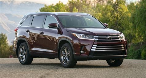 Toyota Ratings 2017 Toyota Kluger Review Caradvice