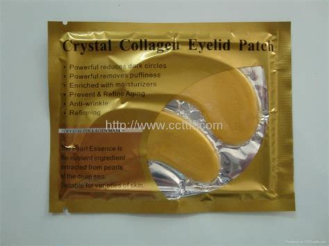 Collagen Gold Powder Mask gold collagen eye mask qianbaijia gold collagen eye mask