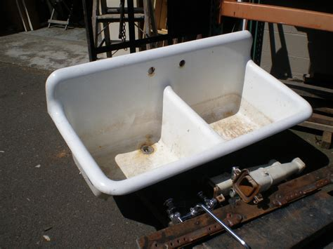 cast iron sinks for sale kitchen with legs vintage cast iron utility