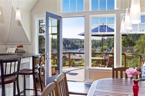 beautiful interior design  port madison bay