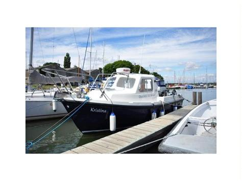 used pilot house boats orkney boats pilot house 20 mkii in bavaria power boats