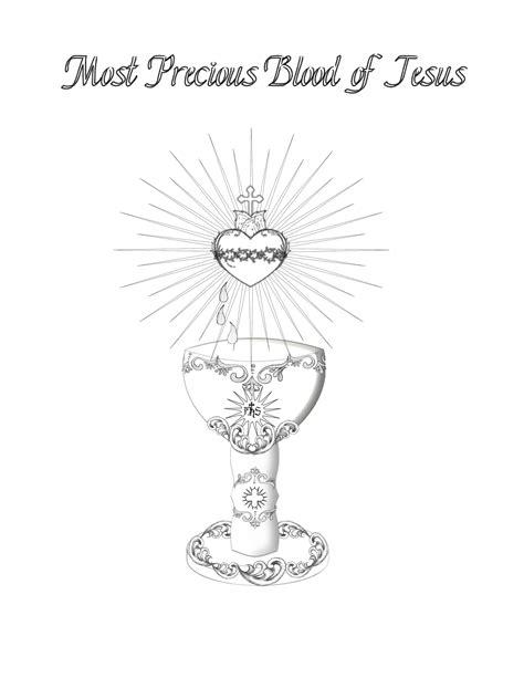 Life, Love, & Sacred Art: FREE Precious Blood of Jesus