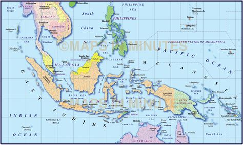 printable peta indonesia vector malaysia indonesia simple political map 10m scale