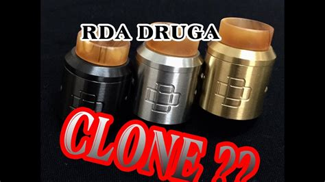 Druga Rda Clone Bagus rda druga review indonesia clone