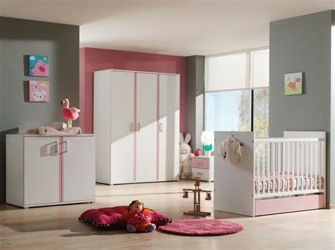 chambre bebe fille complete stunning chambre complete fille blanche pictures