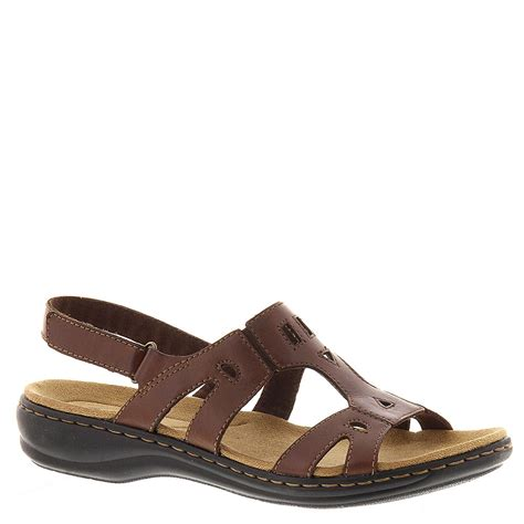 sandals womens clarks leisa annual s sandal ebay