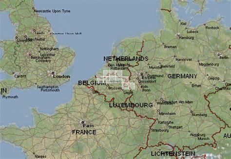 topographic map of belgium belgium topographic maps mapstor