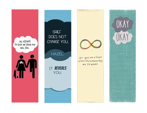 Printable Bookmarks Cool | 8 best images of cool printable bookmarks for books cool