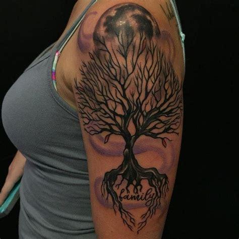tattoo family arm family tree tattoo on arm creativefan