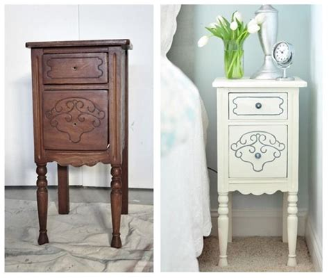 chalkboard paint nightstand 17 best images about chalk paint furniture on