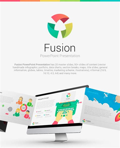 49 Best Powerpoint Templates 2016 Web Graphic Design Bashooka Best Powerpoint Templates Website