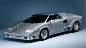 25 Anniversary Lamborghini Countach Lamborghini Countach