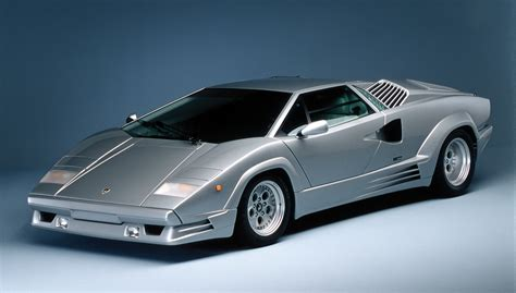 Lamborghini 25 Anniversary Lamborghini Countach