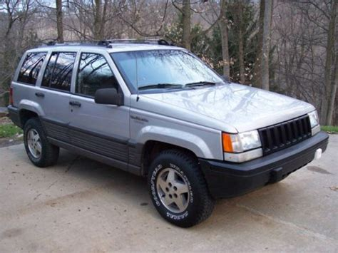 1995 Jeep Grand Limited Buy Used 1995 Jeep Grand Laredo Sport Utility 4