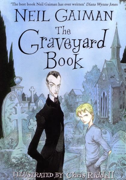 The Graveyard Book Stuff Co Nz
