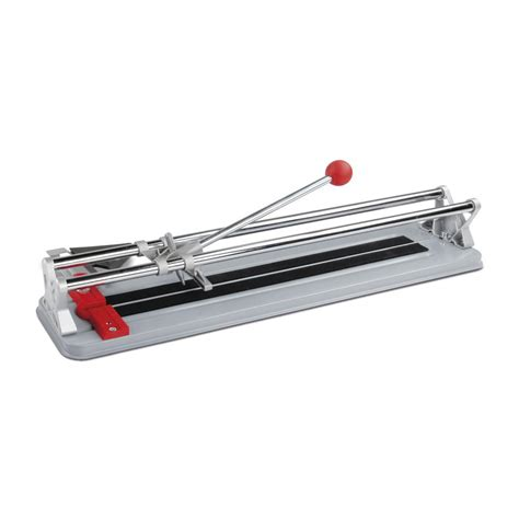 rubi practic 60 24 in manual tile cutter 24985 the home