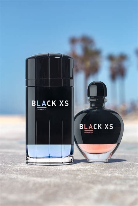 Paco Rabanne Black Xs For Pom black xs los angeles for paco rabanne perfume a new