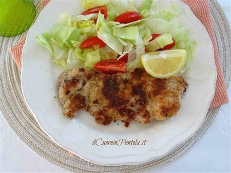 come cucinare le cosce di pollo in padella cosce di pollo disossate impanate ricetta il cuore in
