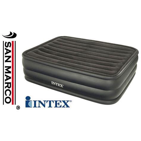 intex divano letto gonfiabile letto gonfiabile intex rising comfort san marco
