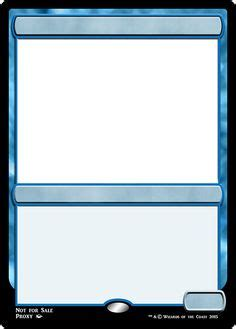 Blank Magic The Gathering Card Template by Orzhov Guild Deckbox Template If Printed Size On