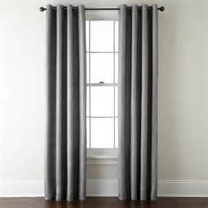 Curtains At Jcpenney Bungalow Gray Drapes From Jc Penney Tara S Bedroom