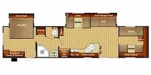 Innsbruck Rv Floor Plans 2014 gulf stream innsbruck se 36frsg trailer reviews