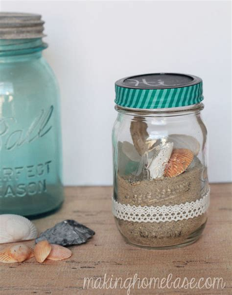 Emerald Home Decor by 100 Mason Jars Crafts You Will Love