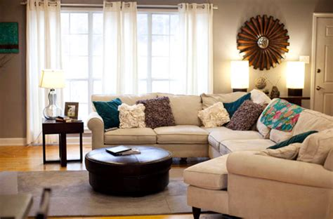 young house love sectional sleek happy living room sectional yhl galleries