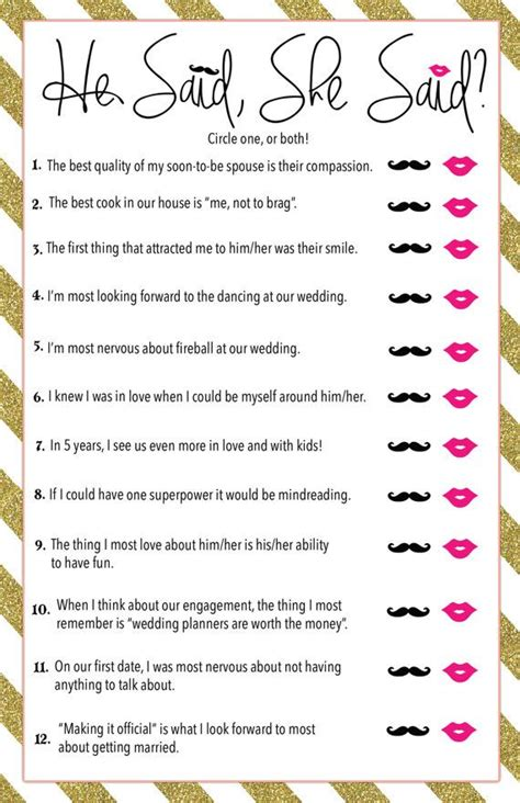 free bridal shower game ideas page 2 of 4 bridal shower 58 best images about ideas for stuff on pinterest burp