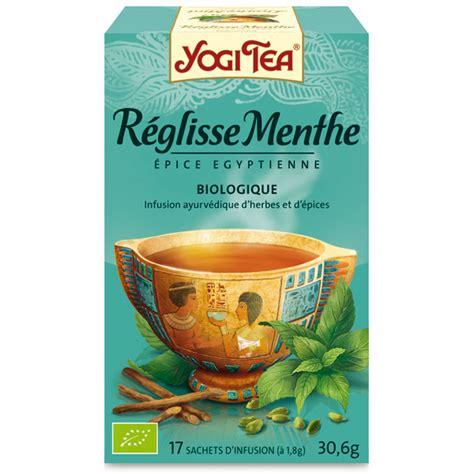 Detox Yogi Cvs by Yogi C Tea Infusion Rglisse Menthe