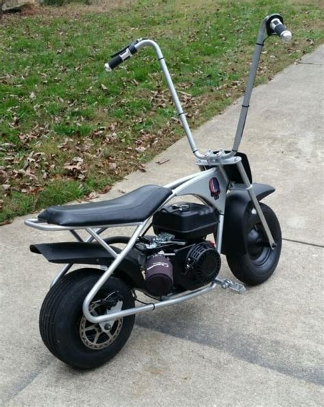 custom built mini bike pit bike