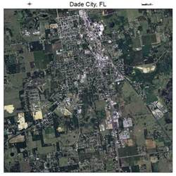 aerial photography map of dade city fl florida