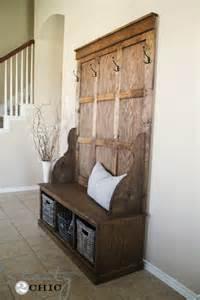 Hallway Storage Bench by Pdf Diy How To Build A Hall Tree Storage Bench Download