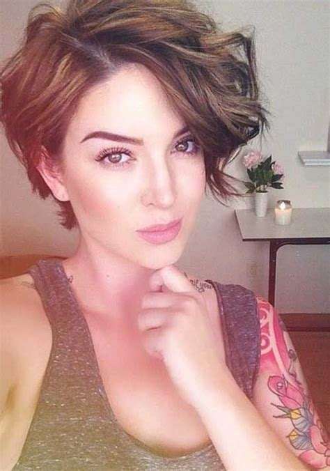 short haircuts to make face look longer best 25 pixie haircuts ideas on pinterest pixie cuts