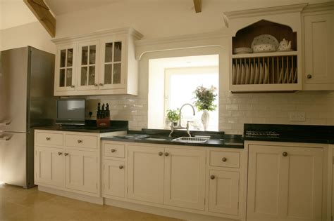 kitchens with painted cabinets painted oak kitchen llandeilo s