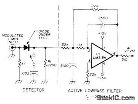 diode trr test circuit diode trr test circuit 28 images diode test circuit circuit circuit diagram seekic