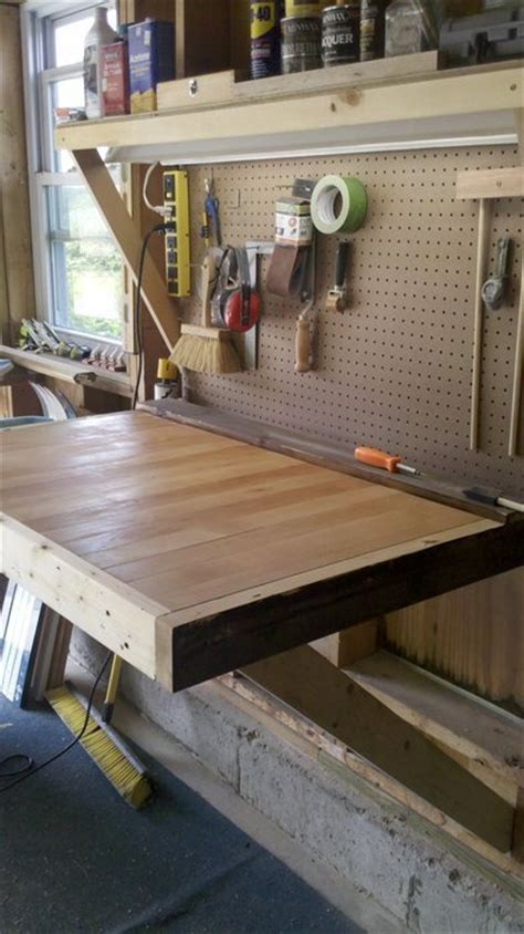 fold away bench she s happy me s happy fold away workbench by jr