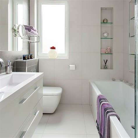 modern white bathroom 1000 ideas about small white bathrooms on