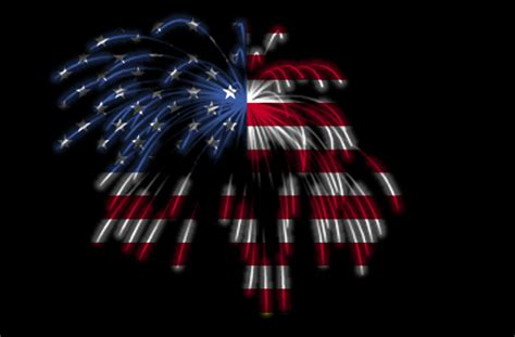usa july 4 happy 4th of july the american flag in fireworks flickr