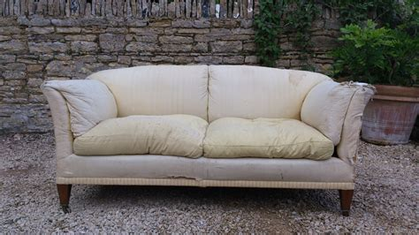 vintage sofa london antique howard and sons sofas hares antiques