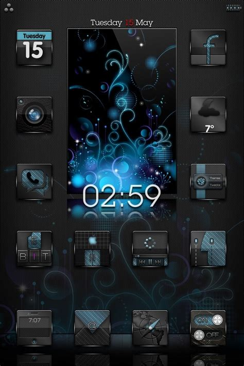 themes for jailbreak iphone 5 top 10 coolest winterboard themes
