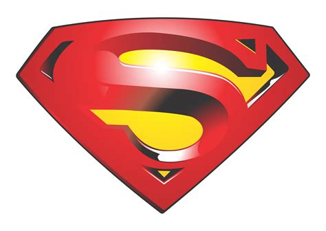 clipart logo superman returns logo vector format cdr ai eps svg