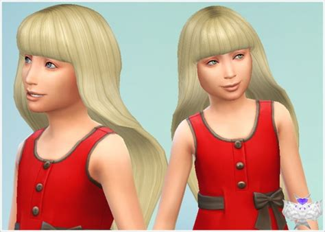 child bob haircut sims 4 david sims barbie hair for child sims 4 downloads